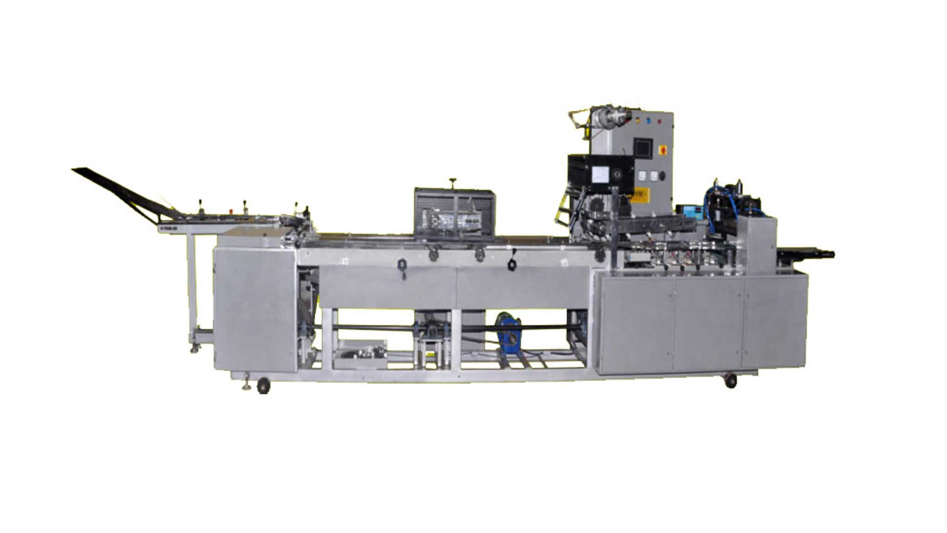 Family Pack Auto Wrapping Machine